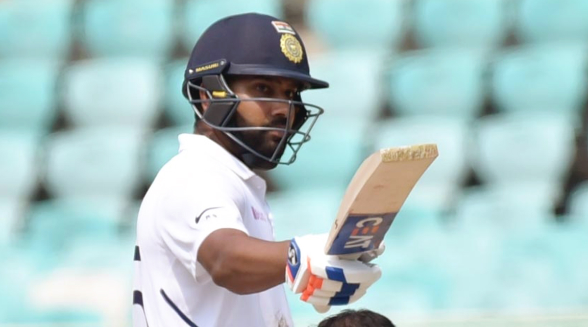 Rohit Sharma Smashes Six to Reach His Century in Style During IND vs SA 3rd Test, Follows Sachin Tendulkar in Reaching Hundred With a Maximum