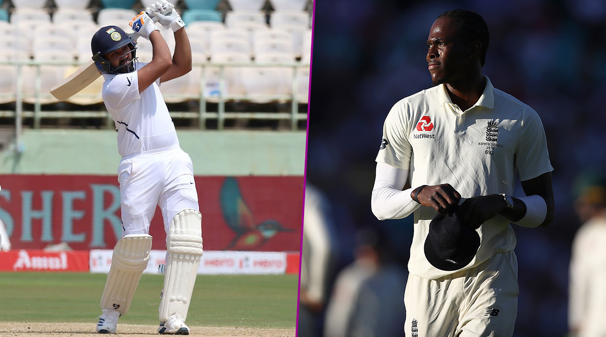 Jofra Archer's Prophecy on Rohit Sharma Is Spot On, Had Predicted Indian Batsman's Test Career Resurrection in 6-Year-Old Tweet?