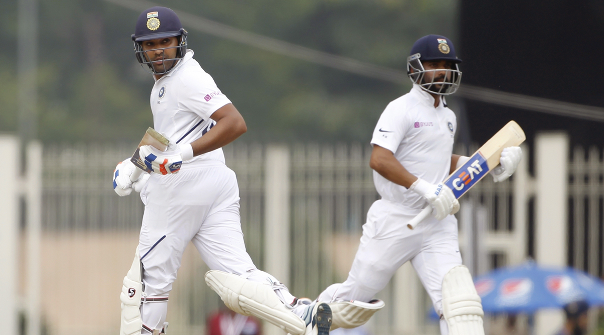 India vs South Africa 3rd Test Day 1 Play Suspended Due to Bad Light, India 224 For 3 After Rohit Sharma Hits Third Century of The Series