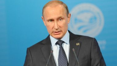 Vladimir Putin Expresses Condolences to President Ram Nath Kovind, PM Narendra Modi Over Loss of Lives Due to Floods in India