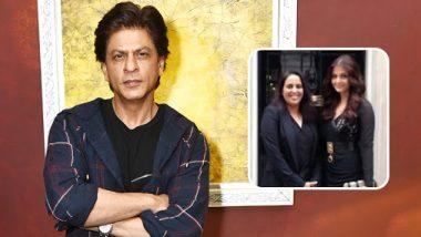 Shah Rukh Khan Saves Aishwarya Rai Bachchan's Manager At The Diwali Party, Farah Khan Cheers For Her Mohabbatman