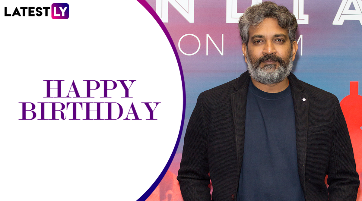 SS Rajamouli Birthday: These 5 Films Helmed by the Baahubali Director Are a Must Watch