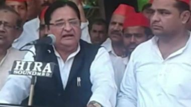 Parliament Looks Like Religious Congregation, Says Samajwadi Party MP ST Hasan