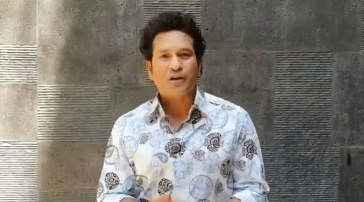 Sachin Tendulkar Relives India's Epic Victory Over Australia in Titan Cup 1996, Praise Anil Kumble and Javagal Srinath for Their Special Efforts (Watch Twitter Video)