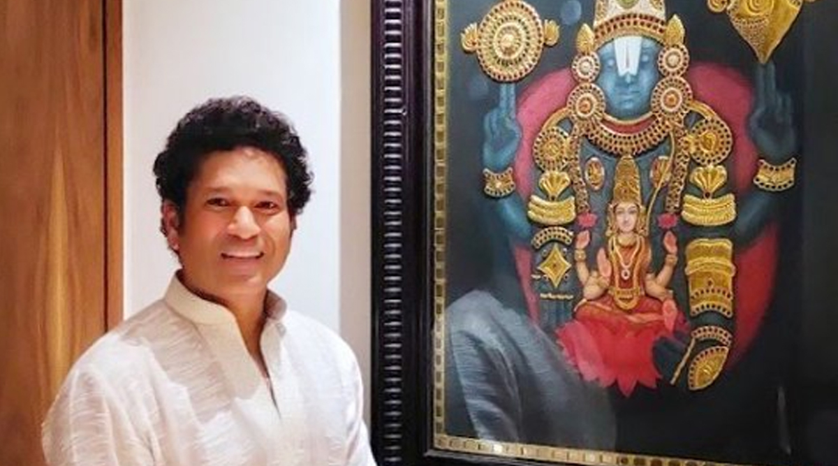 Dhanteras 2019: Sachin Tendulkar Greets Everyone on Auspicious Hindu Festival on Twitter, Indian Cricket Fraternity Share Photo Wishes