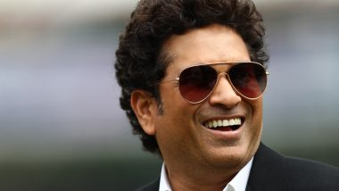 Dussehra 2019 Greetings: Sachin Tendulkar Wishes Happy Vijayadashmi, Prays For 'Best of Health, Happiness and Success in Everyone's Lives