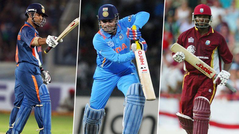 Sachin Tendulkar, Brian Lara to play T20 tournament in India
