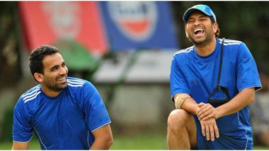 Sachin Tendulkar Wishes Zaheer Khan on 41st Birthday, Trolls Call Out His Late Post for Zak, Continue Slamming Hardik Pandya for 'Disrespectful' Greeting!