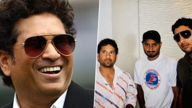 Sachin Tendulkar Hilariously Trolls Yuvraj Singh on Twitter, Netizens Wonder If Virender Sehwag Is Using Master Blaster's Handle