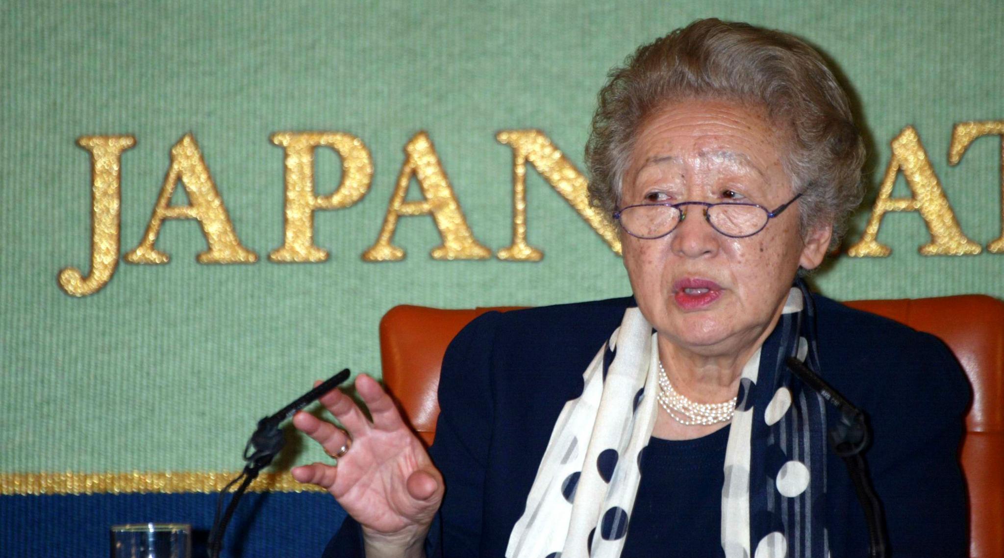 Japan's Sadako Ogata, First Female UN Refugee Chief, Dies at 92