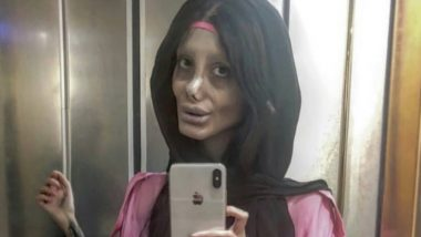 Angelina Jolie 'Zombie' Lookalike Sahar Tabar Arrested for Blasphemy and Instigating Violence