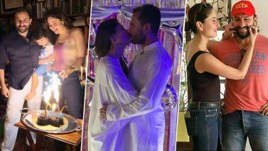 Kareena Kapoor-Saif Ali Khan Anniversary Special: 7 Pics That Show the Regal Romance of This Nawabi Couple