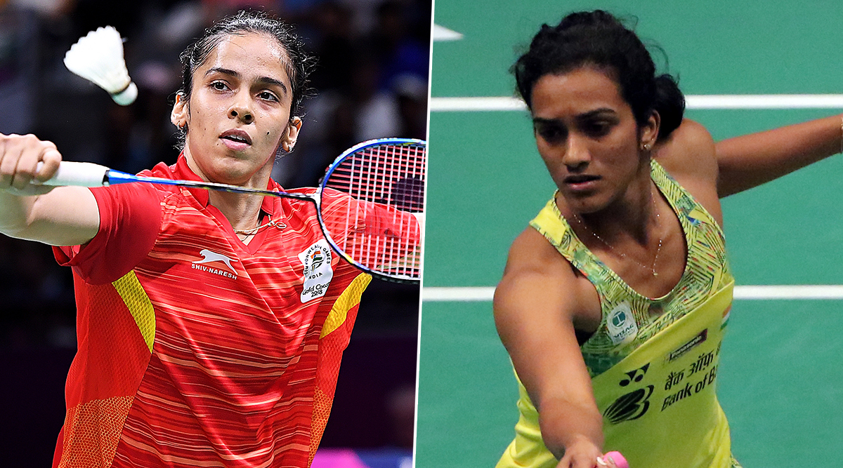 French Open 2019 Badminton Live Streaming on Hotstar: Watch Free Telecast of PV Sindhu and Saina Nehwal Quarter-Final Matches on TV and Online