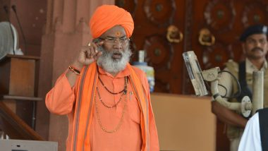 BJP MP Sakshi Maharaj Receives Threat Call from Pakistani Number