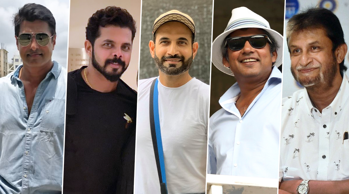 Irfan Pathan Set to Start His New Innings on Silver Screen, Here's A Look at Other Indian Cricketers Who Also Pursued Career in Acting!