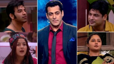Bigg Boss 13: Salman Khan's Reality Show Fails to Grab TRP Ratings, Secures 18th Position in Its Second Week