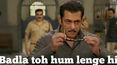 Dabangg 3 Trailer: These Memes On Salman Khan and Sudeep's Power-Packed Dialogues Are Unmissable!