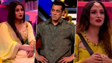 Bigg Boss 13: Salman Khan Is Not Biased, Did the Right Thing by Grilling Shefali Bagga Over Her Characterless Comment on Shehnaaz Gill, Says Poll (Result Inside)