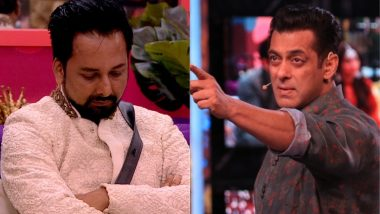 Bigg Boss 13: Did You Notice Salman Khan Abuse While Reprimanding Siddharth Dey On National Television? Watch Video