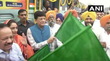 Delhi-Ludhiana 'Sarbat Da Bhalla Express' Train Flagged Off, a Tribute to Guru Nanak