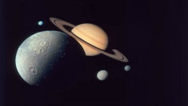 New Organic Compounds Found in Ice Grains of Saturn Moon