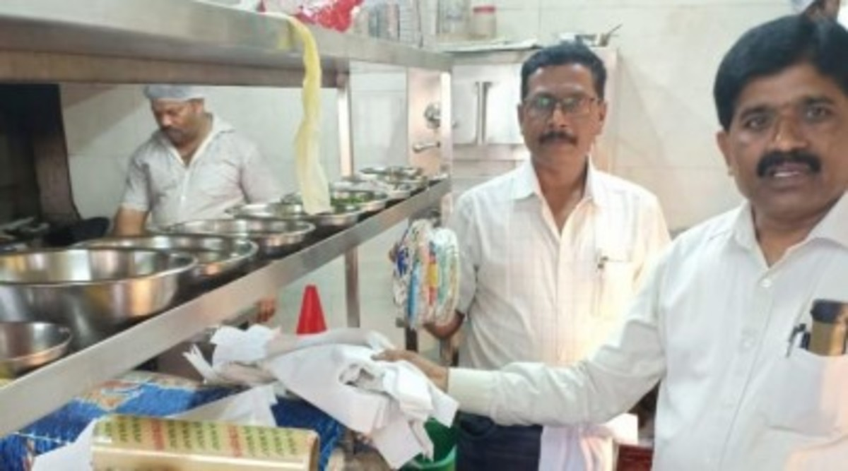 McDonald's, Samrudh Veg and Other Food Outlets Fined in Bengaluru for Poor Hygiene and Using Plastic