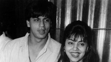 Shah Rukh Khan-Gauri Complete 28 Years of Their Dreamy Marriage, Fans Trend #28YearsOfSRKGauri