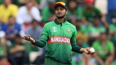 Shakib Al Hasan's Ban Will Be a Shock to The System, Says Mohammad Ashraful