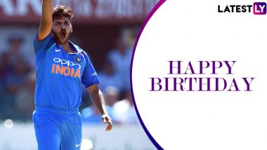 Happy Birthday Shardul Thakur: 5 Lesser-Known Things to Know About the Indian Pacer