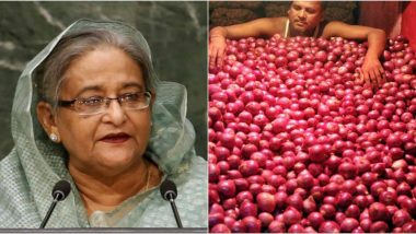 Onion Export Shut, Bangladesh Left Teary-Eyed; Visiting PM Sheikh Hasina Expresses Concern