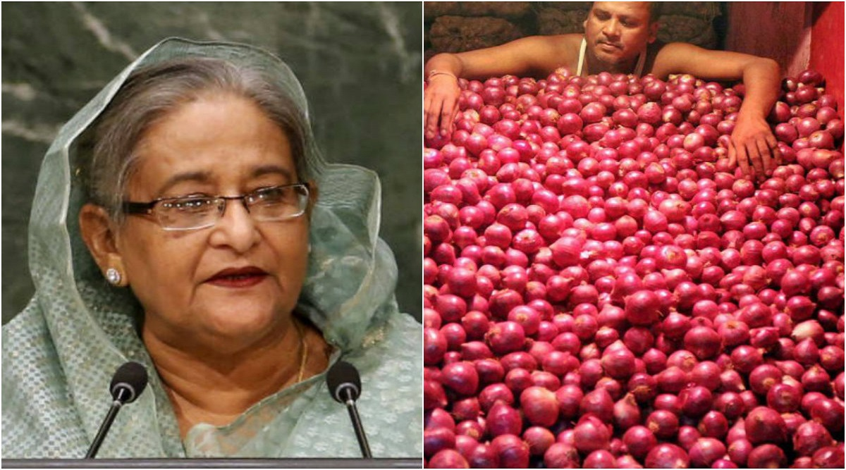 Onion Export Shut, Bangladesh Left Teary-Eyed; Visiting PM Sheikh Hasina Expresses Concern