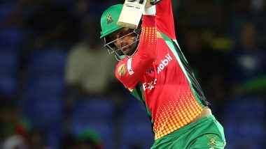 Shoaib Malik Becomes the Fourth Batsman to Score 9,000 Runs in T20 Cricket, Archives Feat in CPL 2019
