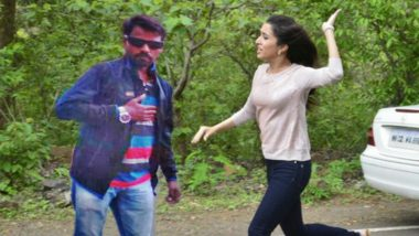 This Shraddha Kapoor Fan Wants the Actress to Notice Him So Badly That He's Photoshopping Himself in Funny Pictures With Her