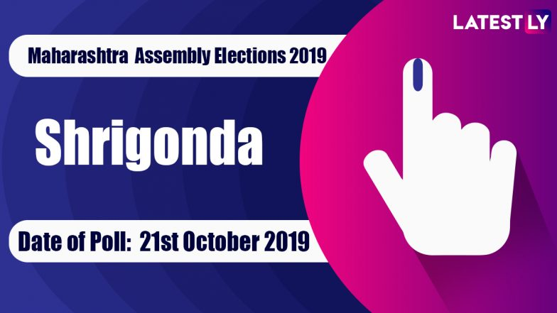 Shrigonda Vidhan Sabha Constituency in Maharashtra: Sitting MLA, Candidates For Assembly Elections 2019, Results And Winners