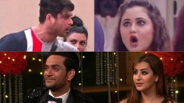 Bigg Boss 13: Is It Just Us Or Siddharth Shukla And Rashami Desai Remind You Of Vikas Gupta And Shilpa Shinde?