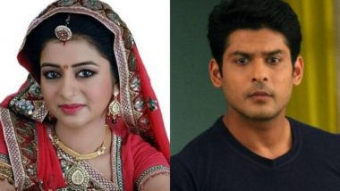 Bigg Boss 13: Sidharth Shukla's Balika Vadhu Co-Star Sheetal Khandal Clarifies That He Didn't 'Sexually Harass' Her
