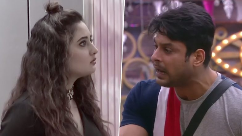 Bigg Boss 13: Twitter Supports Rashami Desai and Lashes Out at Sidharth Shukla Over Their Ugly Fight (See Tweets)