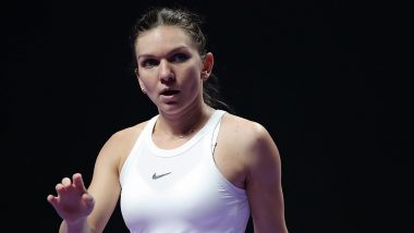 Simona Halep Donates Medical Equipment to Help COVID-19 Fight in Romania