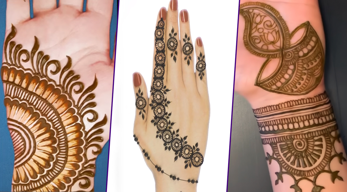 New Mehndi Designs For Diwali 2019 Latest Indian Henna