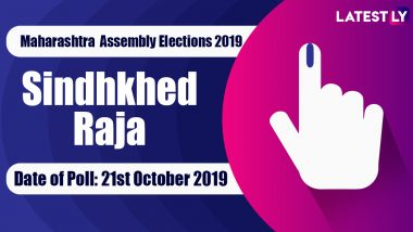 Sindhkhed Raja Vidhan Sabha Constituency in Maharashtra: Sitting MLA, Candidates For Assembly Elections 2019, Results And Winners