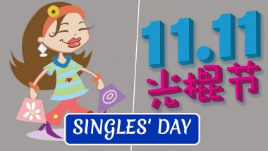 Singles' Day 2019 in China: Date, History, Significance And Celebrations Related to Guanggun Jie