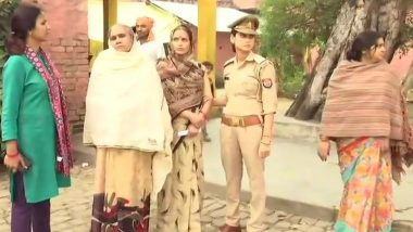 Kamlesh Tiwari Murder Case: Family Members of the Deceased Former Hindu Mahasabha Leader Leave for Lucknow to Meet Yogi Adityanath