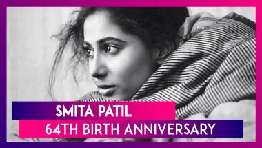Smita Patil Birthday: 5 Movies Of The Actress That Will Make You Miss Her Dearly