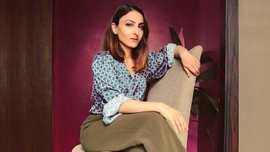 Soha Ali Khan Shares a List of Healthy Munchies She Stocked Up to Binge On Without Feeling Guilty During Lockdown