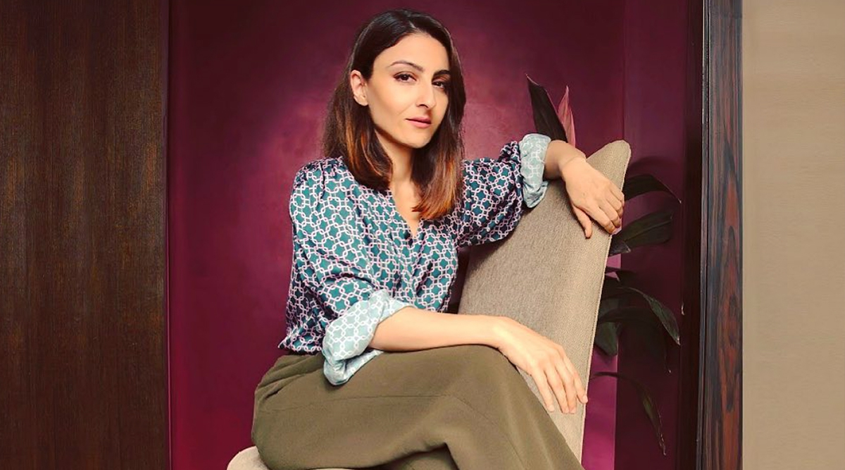 Soha Ali Khan Says Taking Care of Health is Number One on Her Priority List