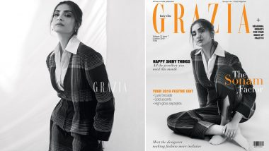 Sonam Kapoor is Elegance Personified in her New Photoshoot for Grazia India (View Pics)