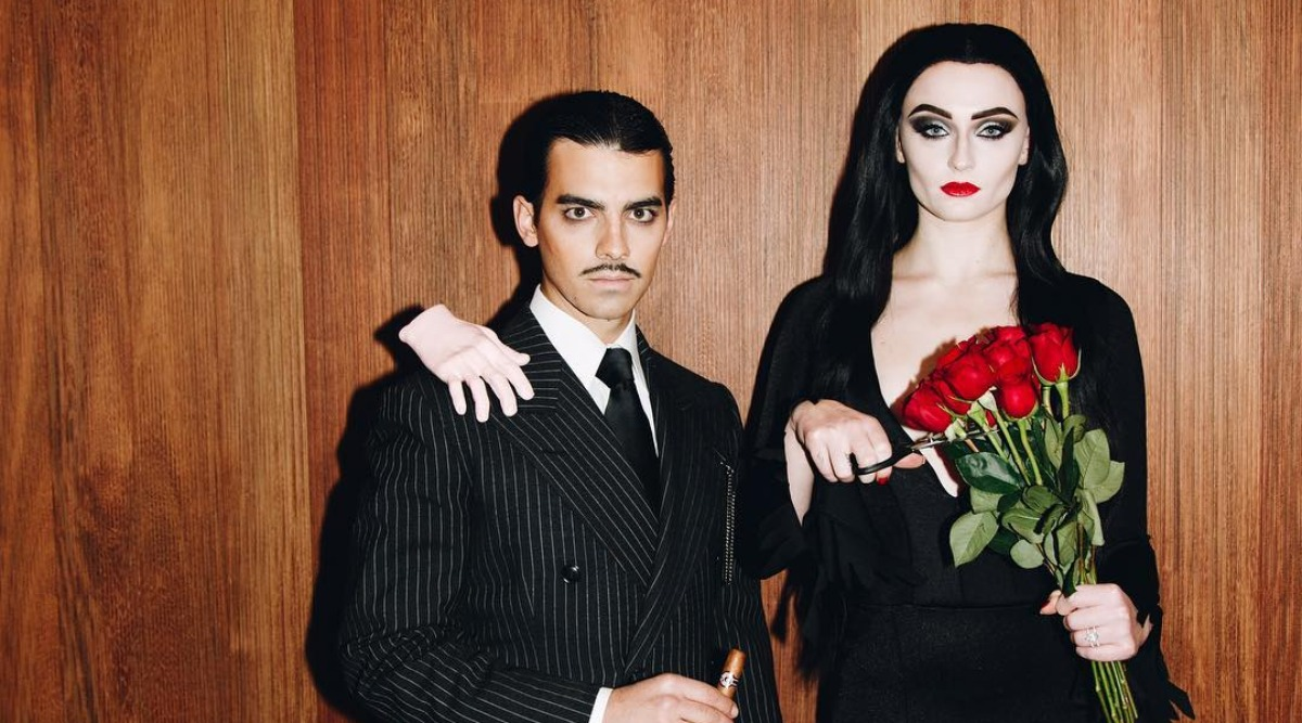 Halloween 2019: Here's A Throwback Of Joe Jonas And Sophie Turner Aping Morticia And Gomez Addams (View Pic)