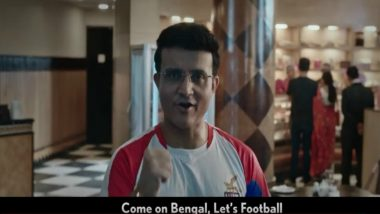 Indian Super League 2019: Atletico de Kolkata Launches Campaign with Sourav Ganguly Ahead of Season 6 Opening Game with Kerala Blasters FC