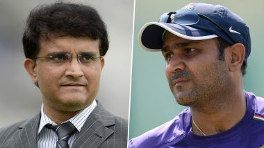 Sourav Ganguly Inspired Virender Sehwag to Bat as an Opener, Former Indian Cricketer Reveals How BCCI President Backed His Inclusion in Team India