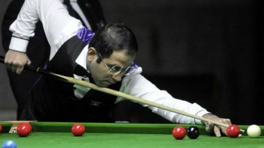 World Billiards Championship 2019: Sourav Kothari Settles for Silver After Losing to Peter Gilchrist of Singapore in Final